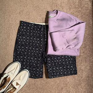 Mens J.Crew Patterned Shorts